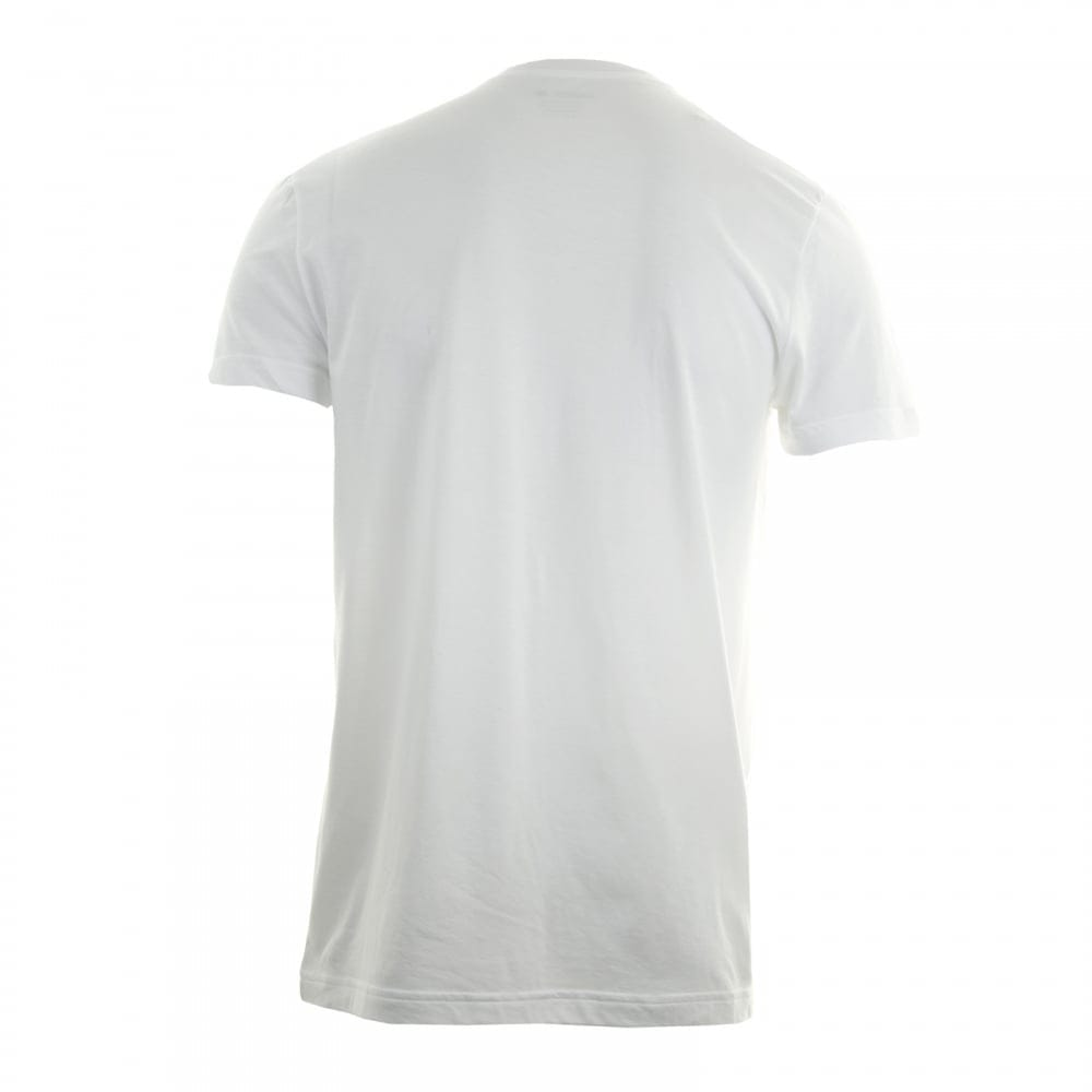 Lacoste Lacoste Th5275 Plain Crew Neck Tee Lacoste From