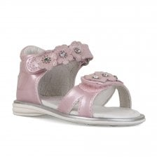 Lelli Kelly Infants Helena Sandals (Pink)