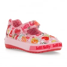 Lelli Kelly Infants Papillon Shoes (Pink)
