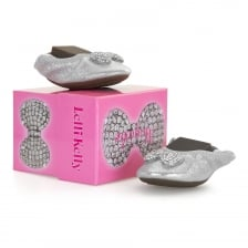 Lelli Kelly Juniors Magiche Glitter Shoes (Pink)