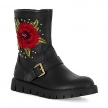 Lelli Kelly Juniors Matilde Boots (Black)