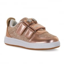 Lelli Kelly Juniors Metallic Colourissima Trainers (Bronze)