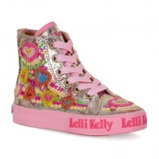 Lelli Kelly Juniors Mila Boots (Gold)