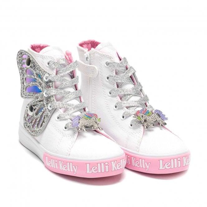 Lelli Kelly Juniors Unicorn Wings Hi