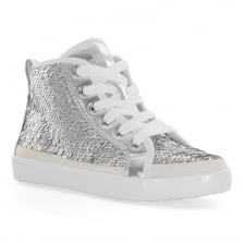 Lelli Kelly Juniors Viola HI Top Trainers (Silver)