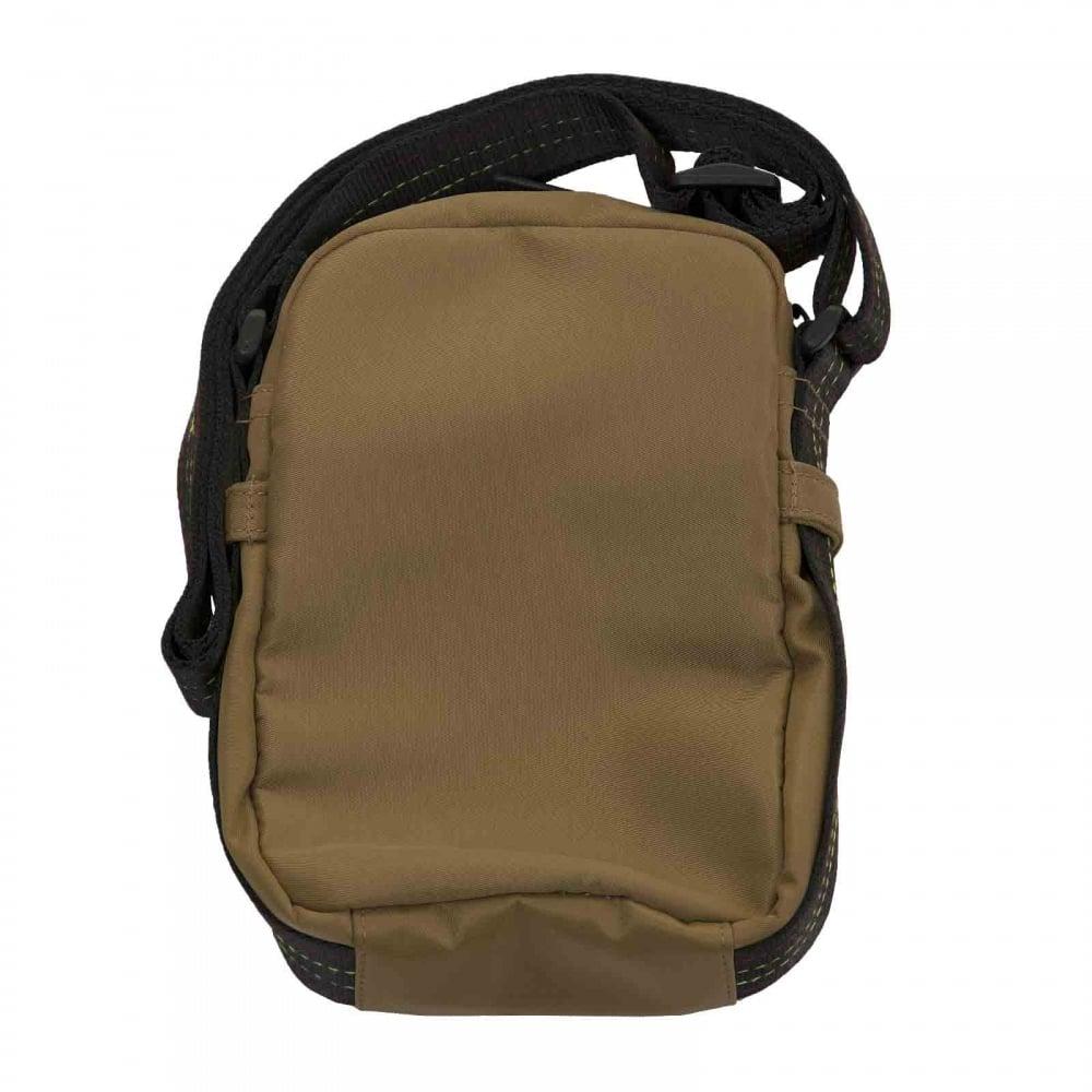 e141a28fcc96 Luke Mens Fernau Nylon Cross Body Bag (Sand) - Mens from Loofes UK