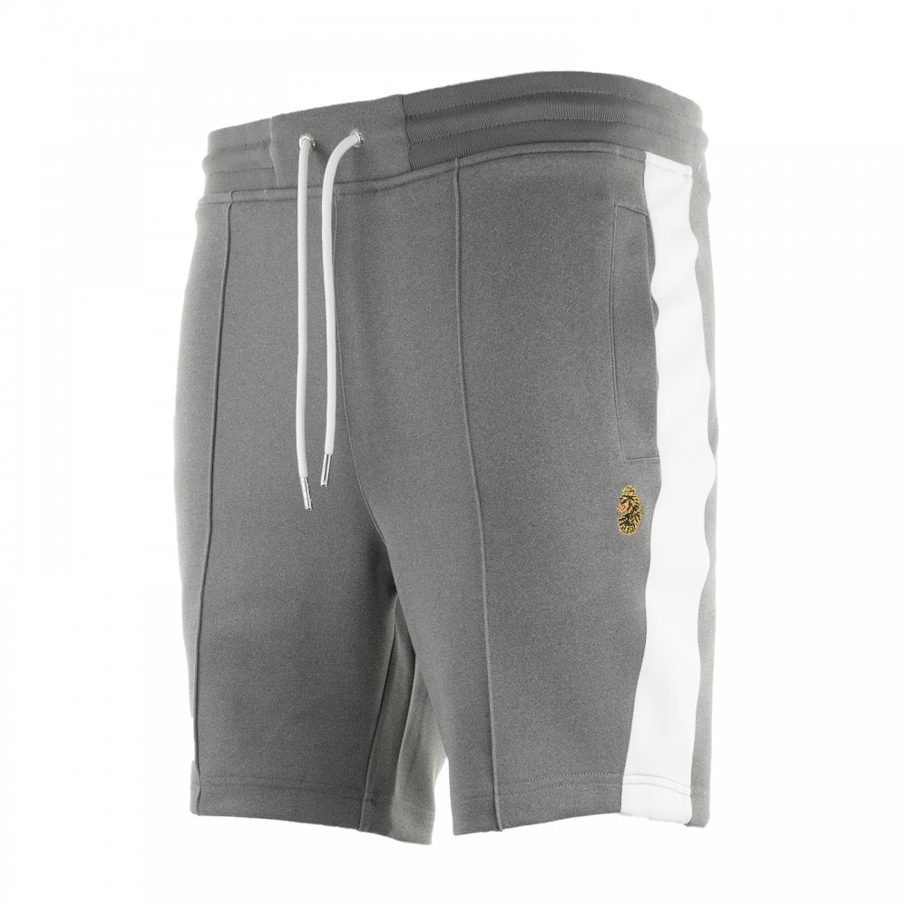 Luke Mens Shankly Shorts (Grey) - Mens from Loofes UK da417be10
