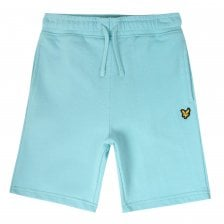 6884ab3a8 Lyle & Scott Juniors Classic Sweatshorts (Blue)