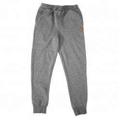 Lyle & Scott Youths Classic 316 Joggers (Mid Grey Marl)
