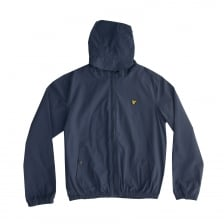 Lyle & Scott Youths Hooded Wincheater (Navy)