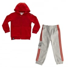 Manchester United Hooded Infants Suit