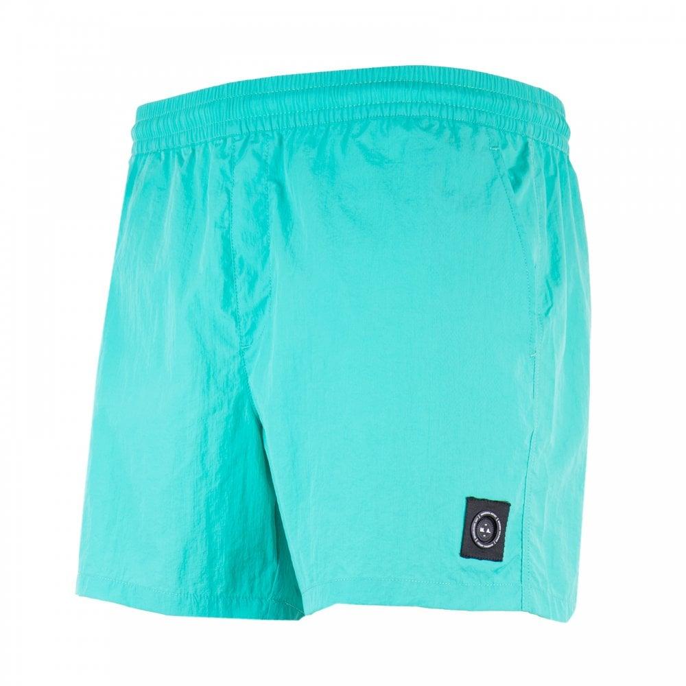 333be00657 Marshall Artist Mens Micro Swim Shorts (Aqua) - Mens from Loofes UK
