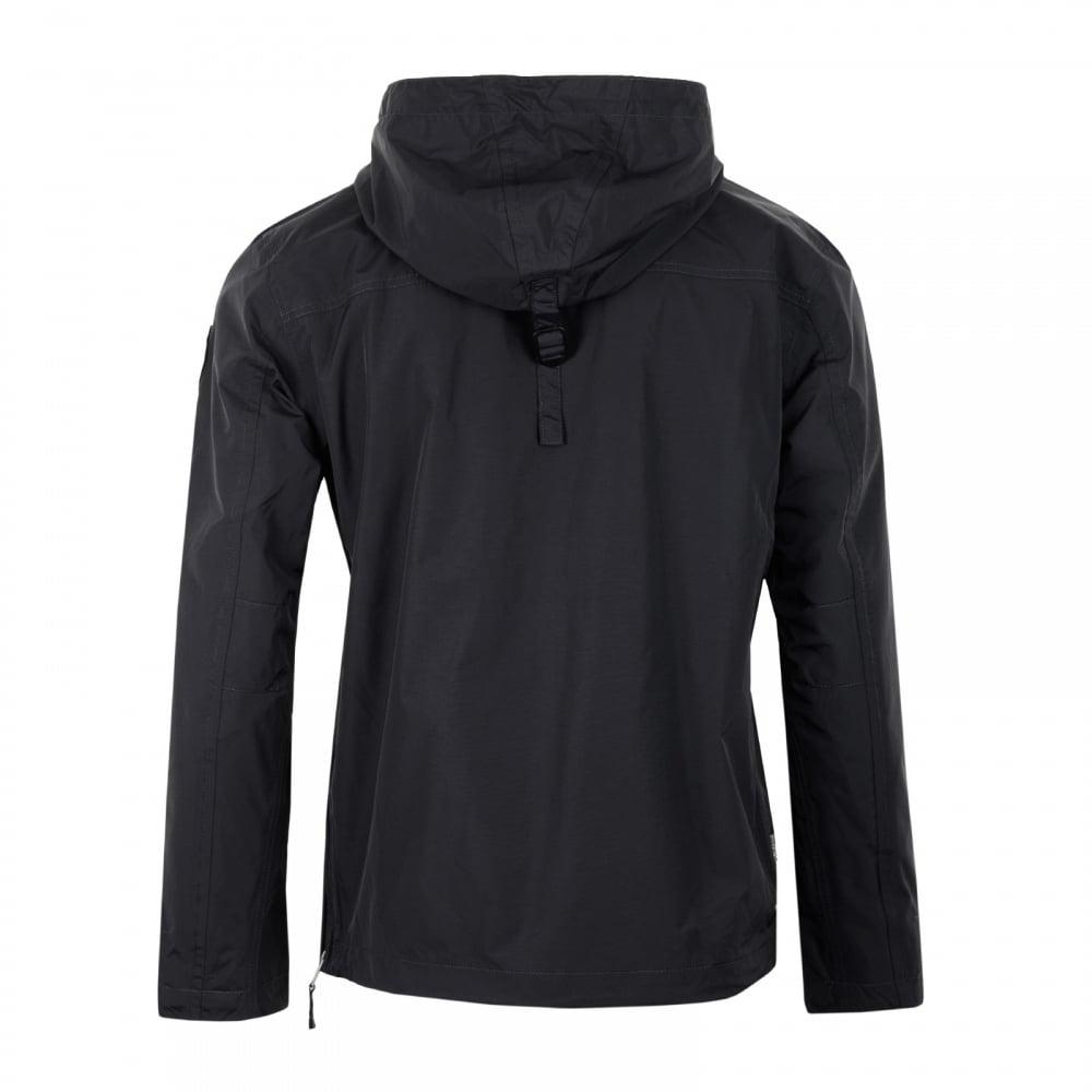 Napapijri Mens Rainforest M Sum 1 Jacket (Black) - Mens from Loofes UK 0b28aeec9