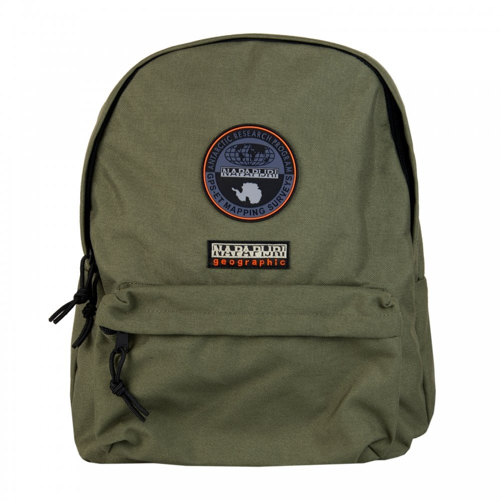 43fc80e57232 Napapijri Voyage Backpack (Green) - Mens from Loofes UK