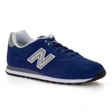 New Balance Mens 373 Trainers (Blue)