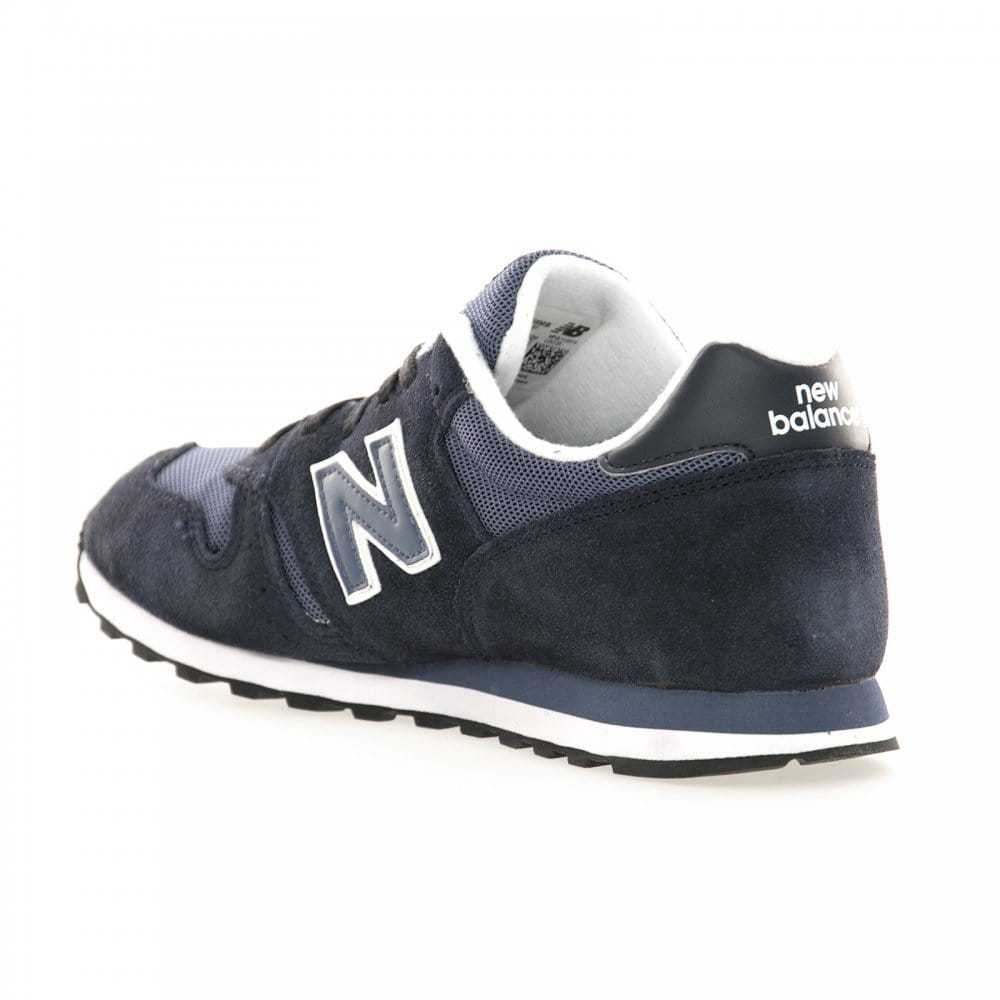 mens new balance navy 373 trainers