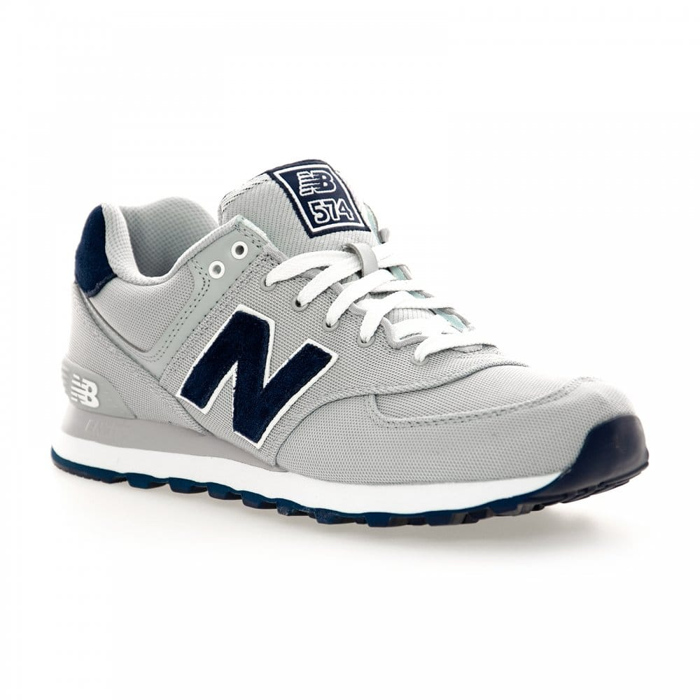 New Balance Trainers Grey