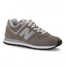 New Balance Mens 574 Trainers (Grey)