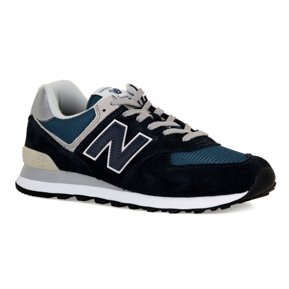 2e7045e273df0 New Balance Mens ML574 Trainers (Navy) - Mens from Loofes UK