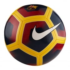 Nike Barcelona Supports Football (Navy/Yellow)