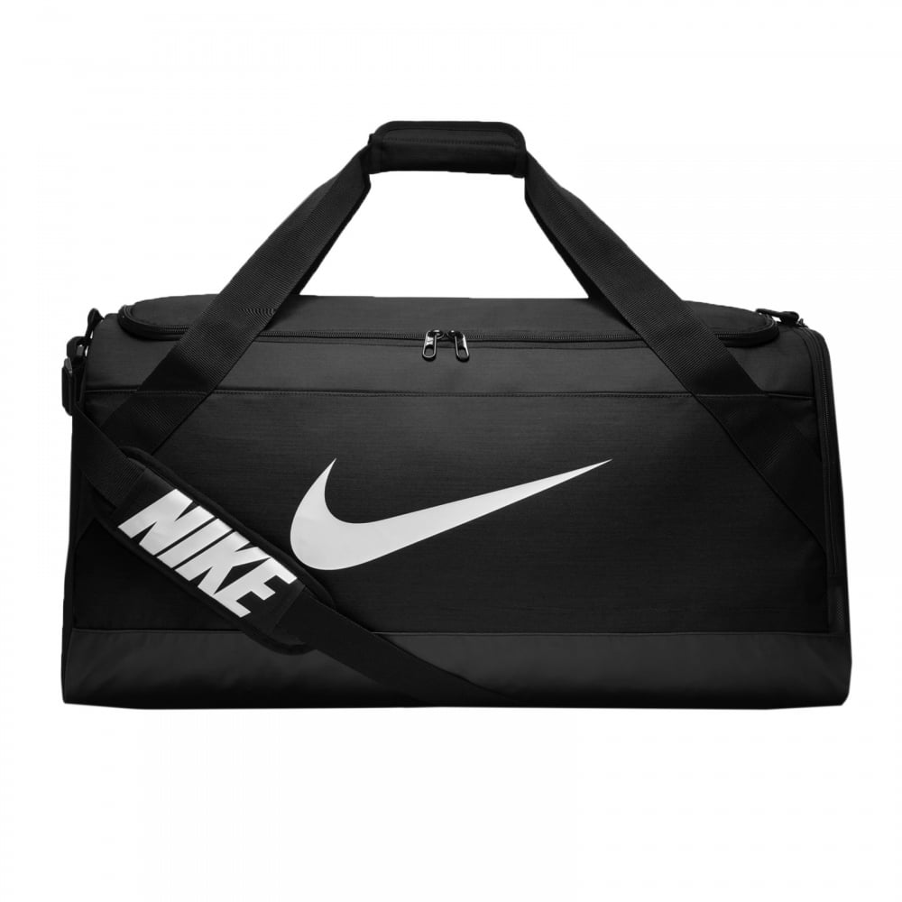 Nike Brasilia Duffle Bag Large (Black) - Bags from Loofes UK b021dd60e4