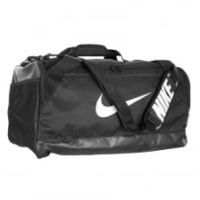 Nike Brasilia Medium Duffle Bag (Black)