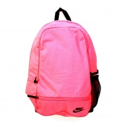 Nike Classic North Solid Backpack (Pink)
