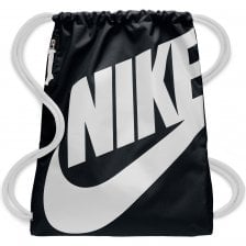Nike Heritage 316 Gym Bag (Black)