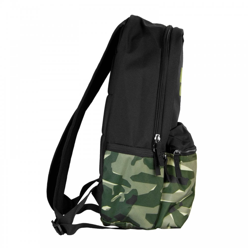 NIKE Nike Heritage Camouflage Backpack (Black   Green) - Mens from ... 646bfdb6a9