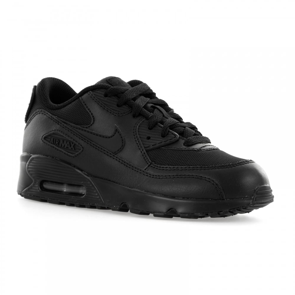 77e876bc77 NIKE Nike Infants Air Max 90 Mesh Trainers (Black) - Kids from Loofes UK