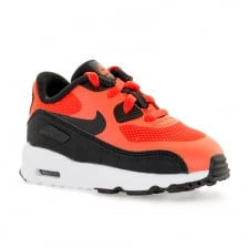 Nike Infants Air Max 90 Ultra 2.0 117 Trainers (Orange)