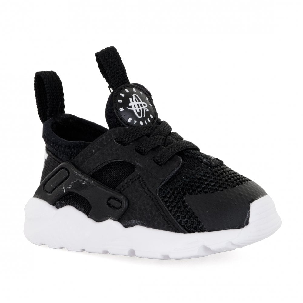b2f6ea2fc461 Nike Infants Huarache Run Ultra Trainers (Black) - Kids from Loofes UK
