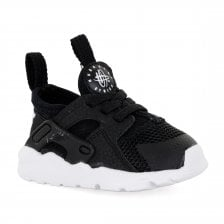 Nike Infants Huarache Run Ultra Trainers (Black)