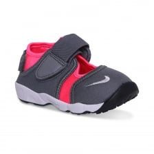 Nike Infants Rift Trainers (Grey/Pink)