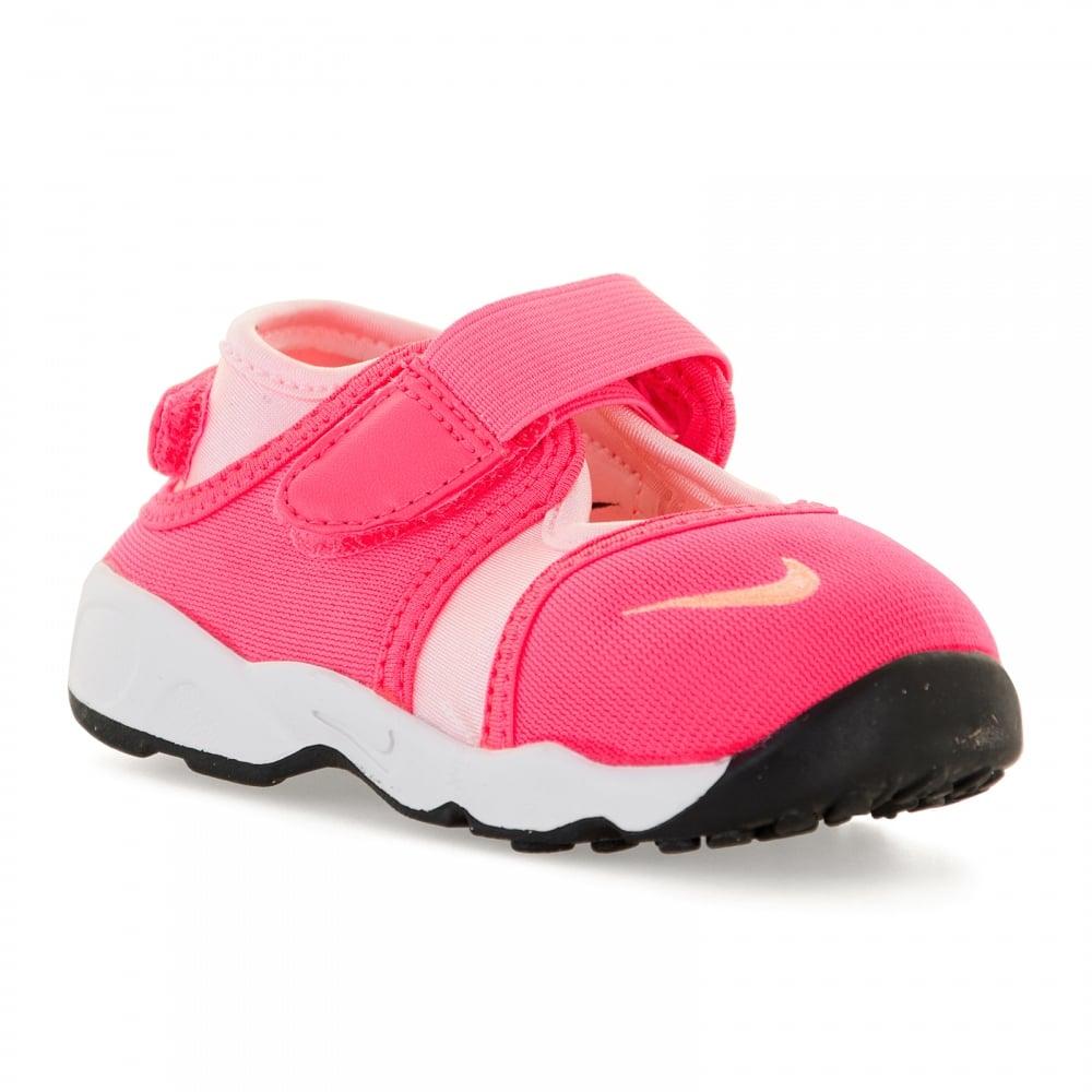 86faf1d5d1af Nike Infants Rift Trainers (Pink) - Kids from Loofes UK