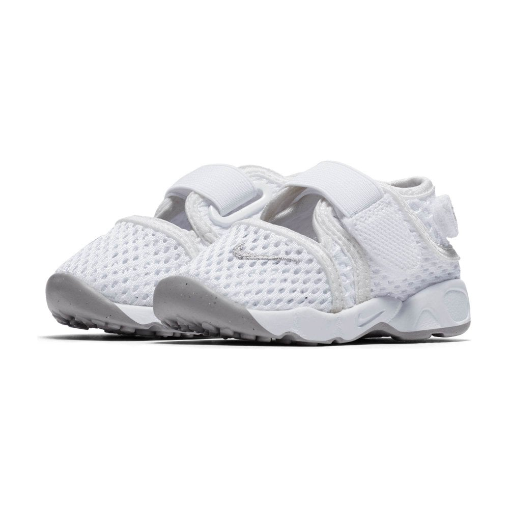c9a972dd155b Nike Infants Rift Trainers (White   Grey) - Kids from Loofes UK