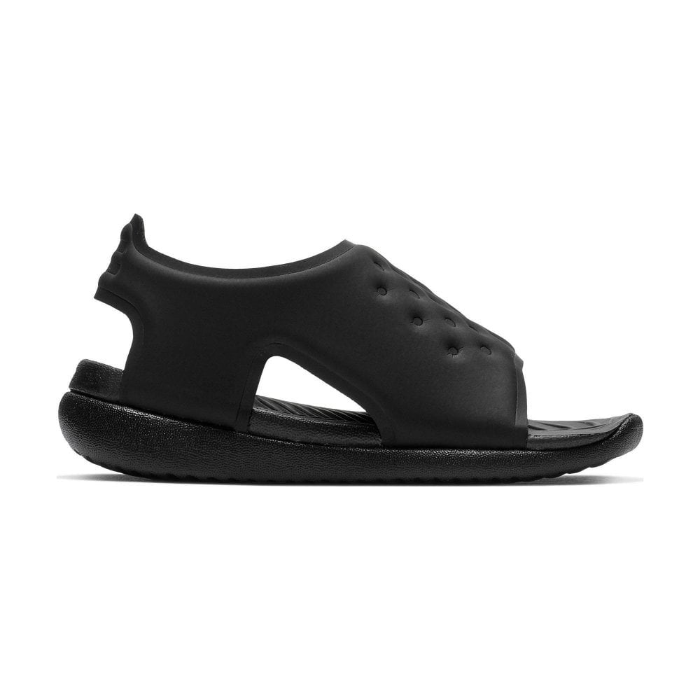 7e1c9fe2796cd Nike Infants Sunray Adjust 5 Sandals (Black) - Kids from Loofes UK