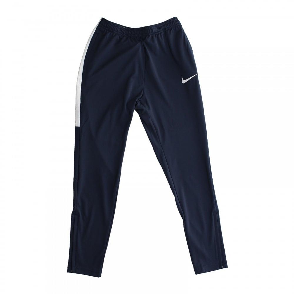 info for c6cd8 75657 Nike Juniors Academy Dri-Fit 416 Pants (Navy)