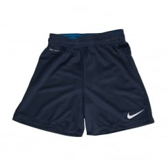 Nike Juniors Academy Longer Knit 2 Shorts (Navy)