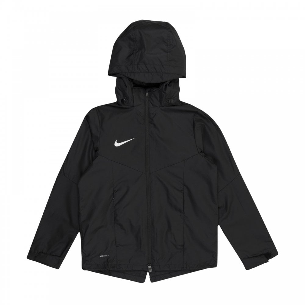 Nike Juniors Academy Rain Jacket (Black) - Kids from Loofes UK 056a91b22