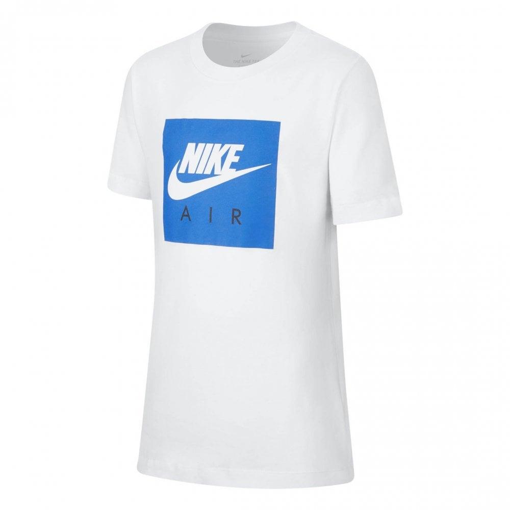 nike air white t shirt