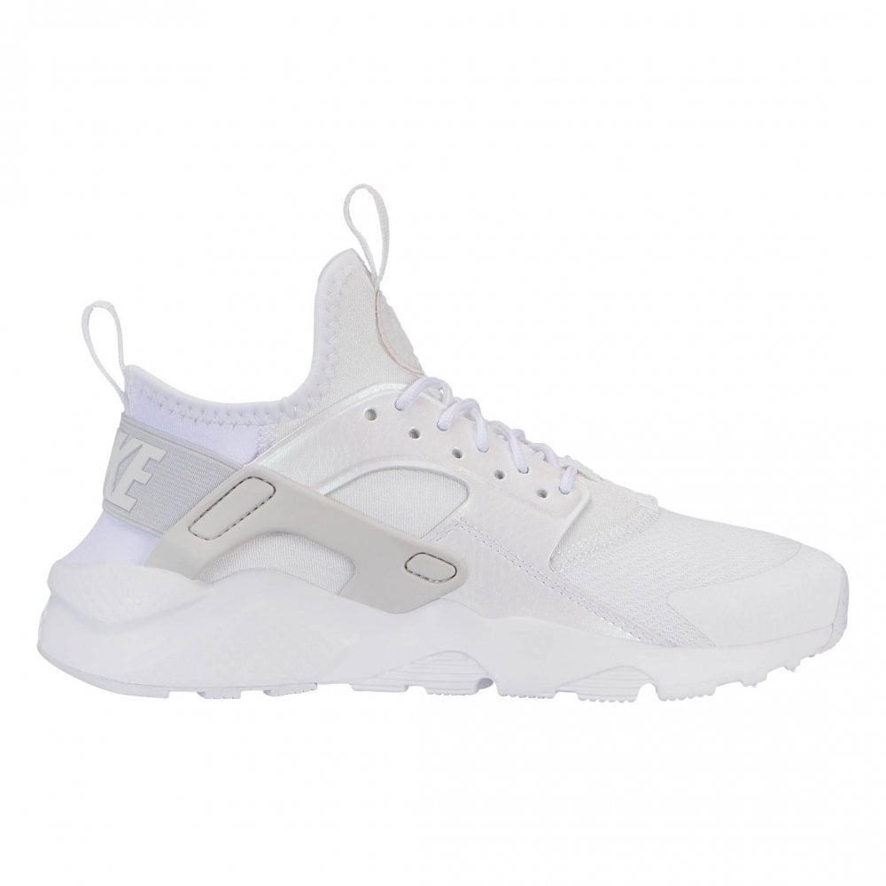 in stock 82f52 6935f Juniors Air Huarache Run Ultra Trainers (White)