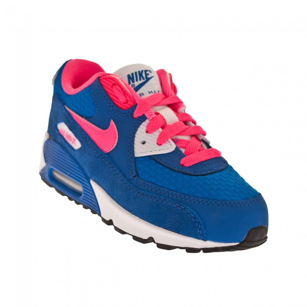 blue and pink nike air max 90 junior le blog du sgen