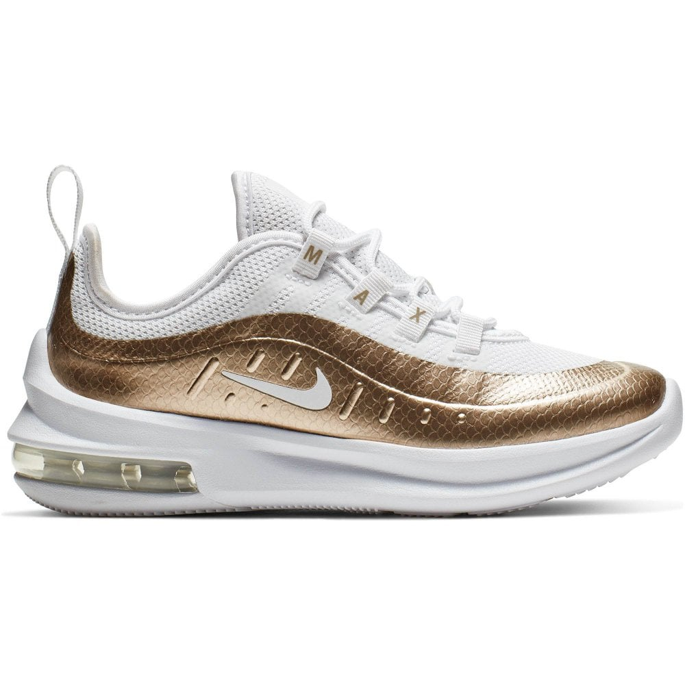 nike air max junior rose gold