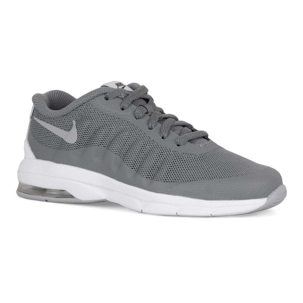 1529e3e192 Nike Juniors Air Max Invigor Trainers (Grey) - Kids from Loofes UK