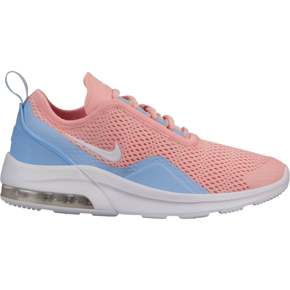 Juniors Air Max Motion 2 Trainers (Pink Blue)