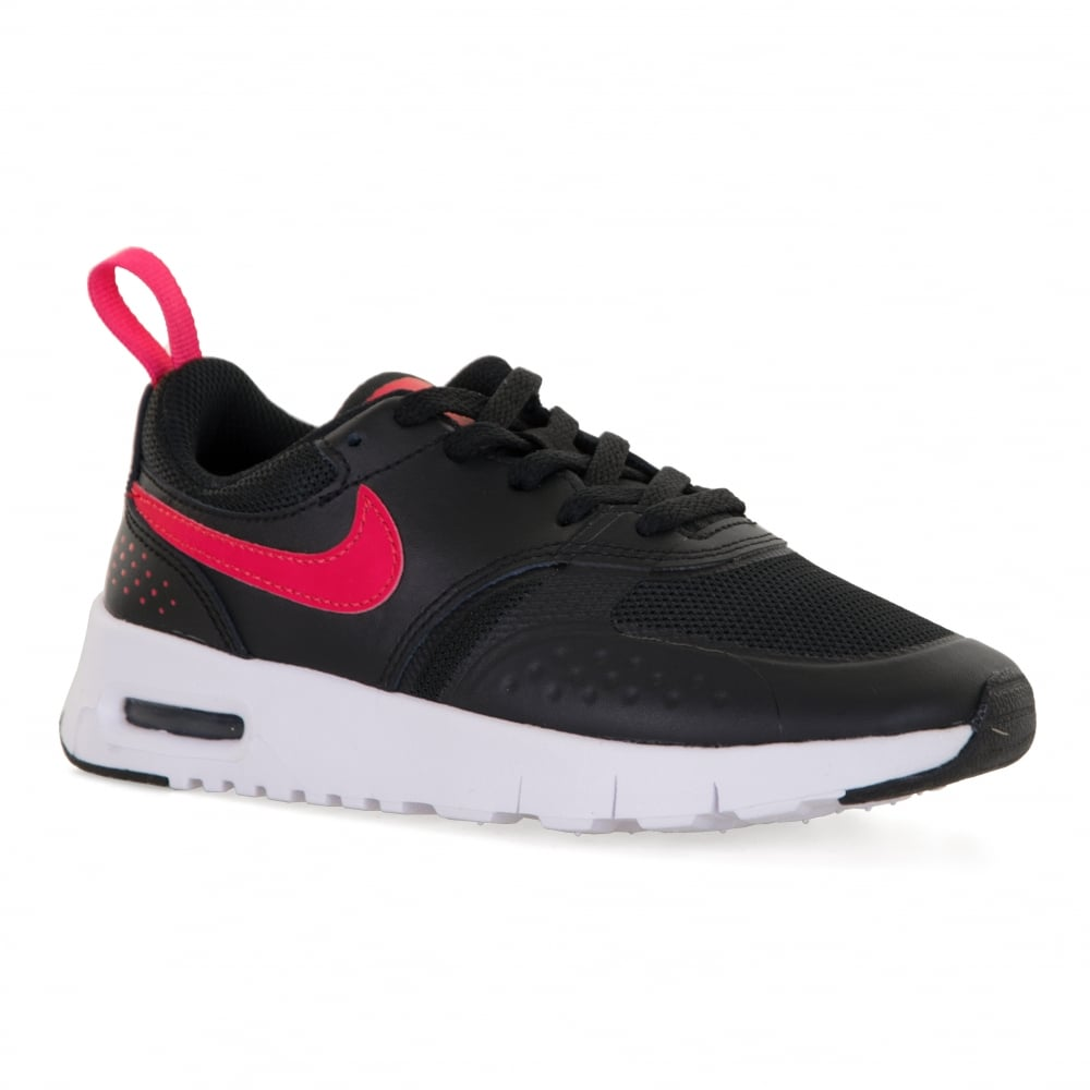 4dc0413ceb Nike Juniors Air Max Vision 417 Trainers (Black) - Kids from Loofes UK