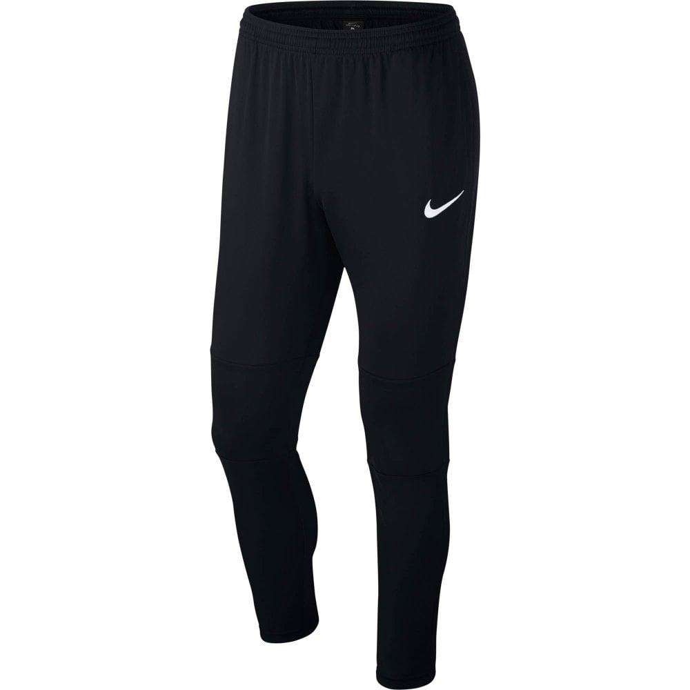 866771867 Nike Juniors Dry Park18 Pants (Black) - Kids from Loofes UK