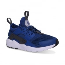 Nike Juniors Huarache Run Ultra 218 Trainers (Blue)