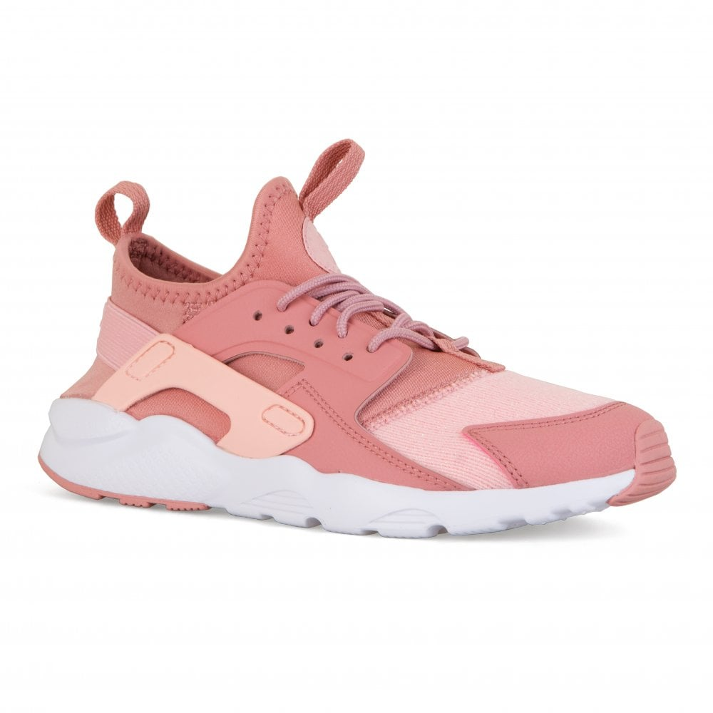 Nike Juniors Huarache Run Ultra SE Trainers (Pink) - Kids from Loofes UK 80cf5d068884